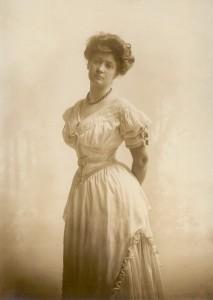 Ima Hogg, c. 1900.