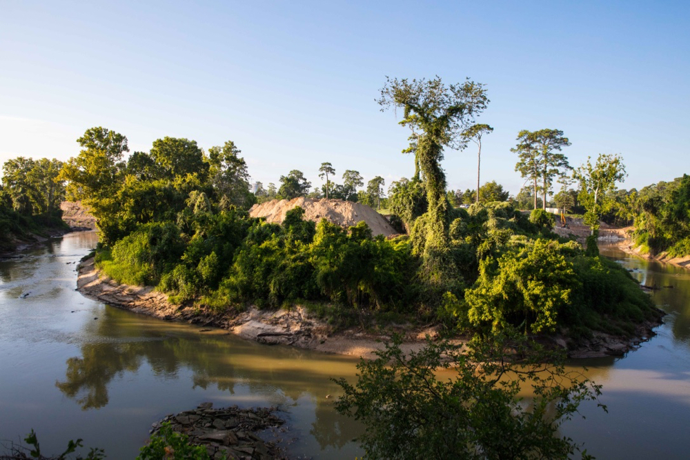 Summertime on That Bend in the Bayou | Save Buffalo Bayou